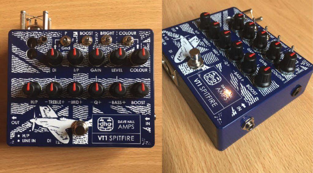 DHA Dave Hall Amps VT1-Spitfire