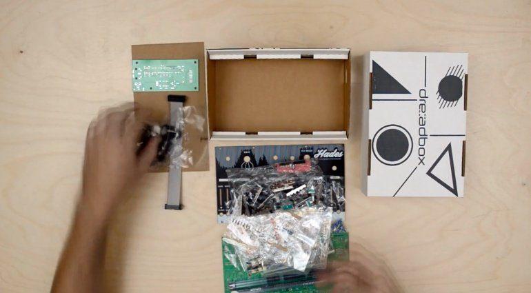 Dreadbox Hades im DIY Bausatz für den Tisch oder Eurorack