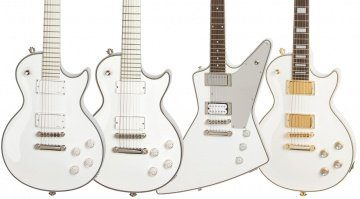 Epiphone White Signatures Front Teaser