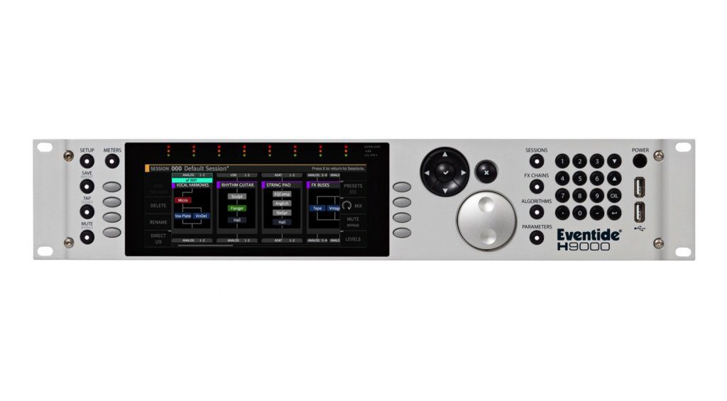 Eventide H9000 Front