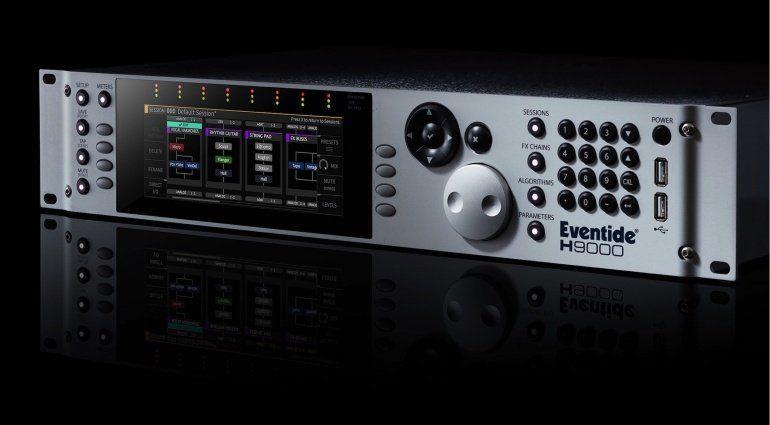 Eventide H9000 Audio-Effektprozessor