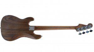 Fender FSR Roasted Ash Precision Bass Back