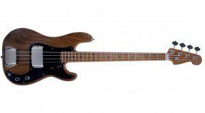 Fender FSR Roasted Ash Precision Bass Front