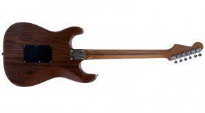 Fender FSR Roasted Ash Stratocaster Back