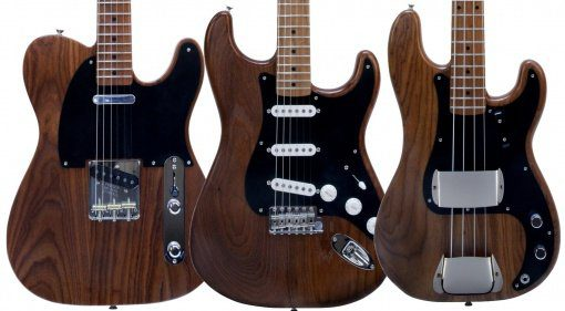Fender FSR Roasted Ash Teaser