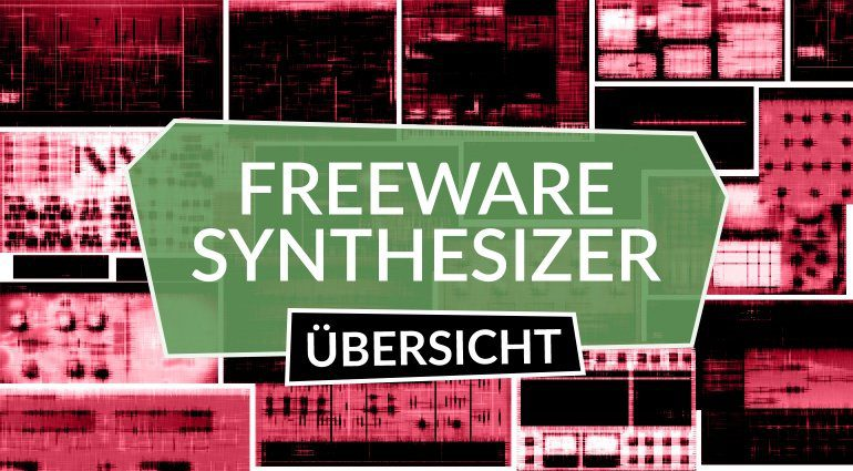 Die besten Freeware-Synthesizer