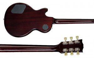 Gibson Les Paul Traditional 2018 gebrochene Kopfplatte beschädigt