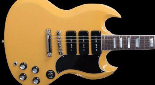 Gibson-USA-2018-Gary-Clark-Jr.-Signature-SG-Gloss-Yellow-2