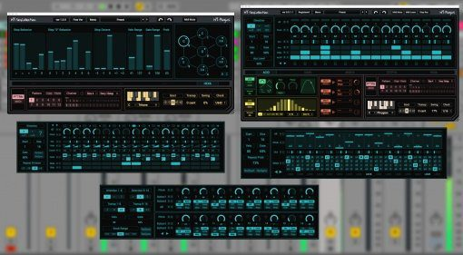 HY-Plugins SeqCollection - fünf VST-Sequencer im Paket, Hexa Seq kostenlos!