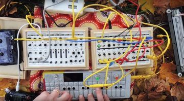 Koma Elektronik Field Kit FX OP-1 Hainbach