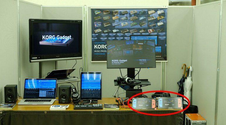 KORG Gadget erobert die Spielekonsolenwelt!