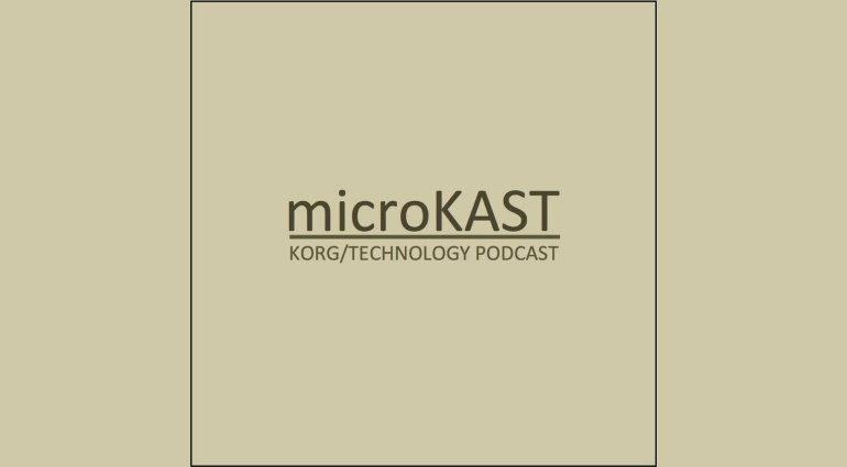 Korg MicroKast