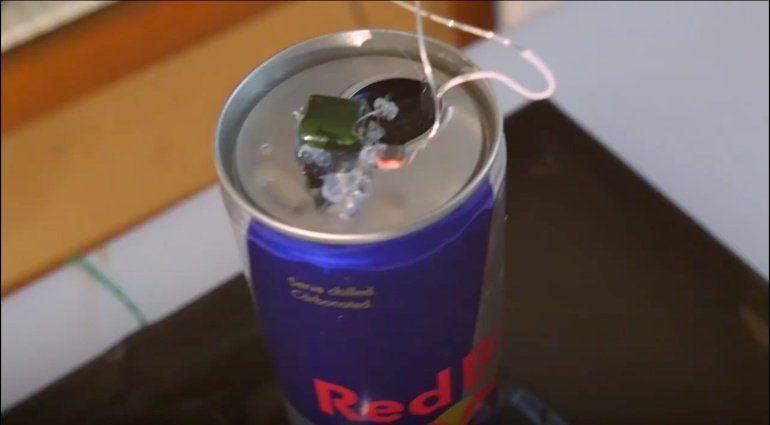 Der Red Bull Dosen Synth - eine Anleitung von Look Mum No Computer