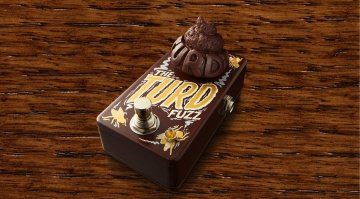 Dr. No Mini Turd Fuzz Effektpedal