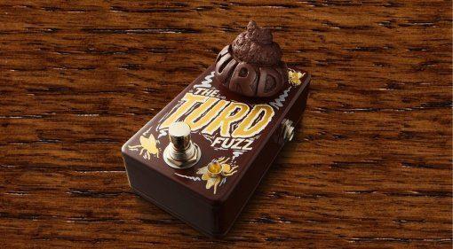 Dr. No Mini Turd Fuzz Effektpedal