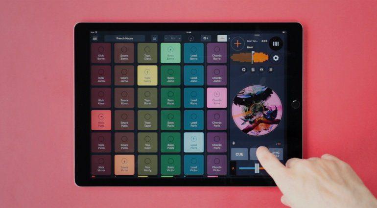 Remixlive 3.2 mit neuen iOS 11 Features