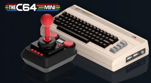 SID- und Retro-Fans: der Commodore C64 ist zurück!