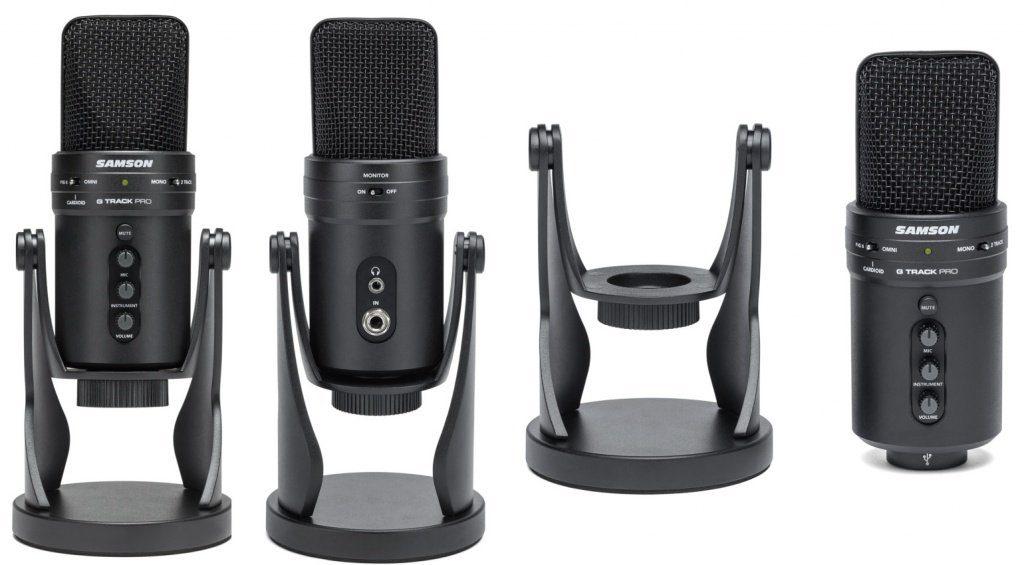 Samson G-Track-Pro Mikrophon