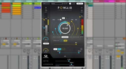 Sound Radix POWAIR - der smarte Kompressor