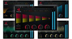 SoundSpot Nebula - Multieffekt Plug-in mit LFO-Steuerung