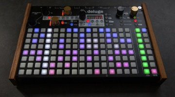 Synthstrom Deluge Firmware Update