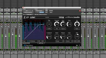 Unfiltered Audio Zip - Komprimieren mit Modulation