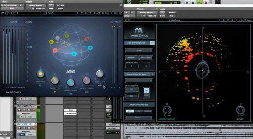 Waves Audio Ambisonics - 360 Grad Mixing für VR