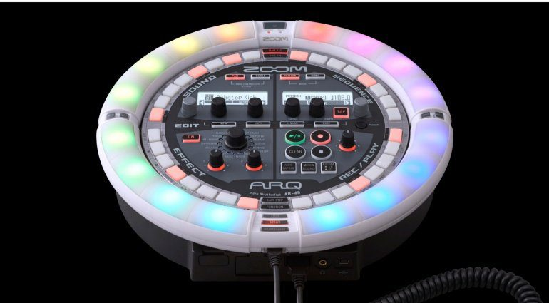 Zoom ARQ AR-48 Controller Front