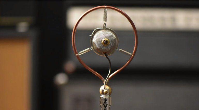 ZVEX TB-1 Tea Ball Mikrofon Front