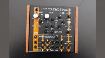 Analogue Solutions - Treadstone