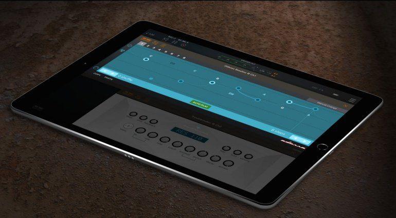Bram Bos Odessa - sechs Sequencer Plug-ins für iOS
