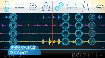 Cakewalk Momentum Mixer