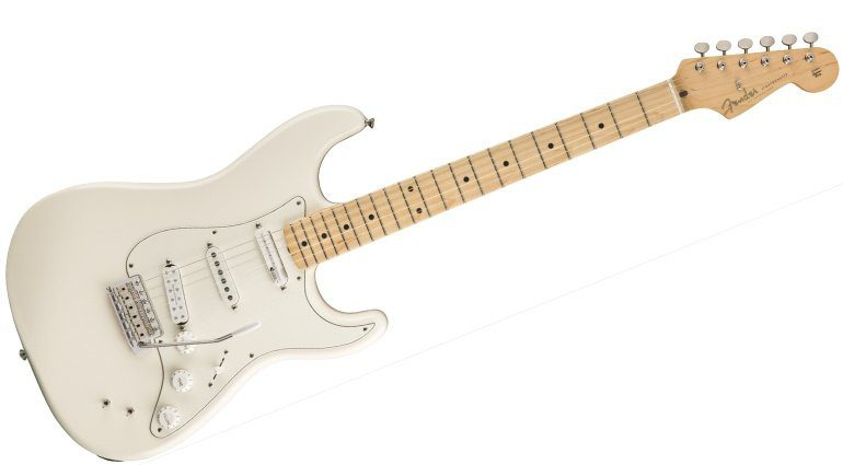 Fender Ed O'Brien Sustainer Stratocaster Front
