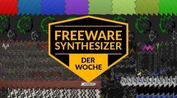 Freeware-Synthesizer der Woche: Palette, Repro-5 und Infinity