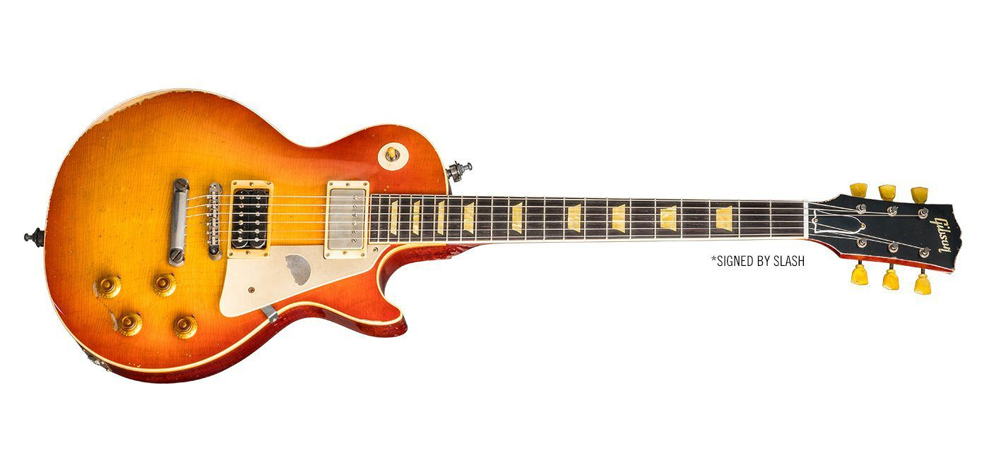 Gibson Les Paul Slash 1958 Front