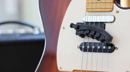 Guitar-jo Telecaster Front Teaser