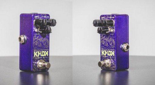 KHDK Ghoul JR Kirk Hammet Signature Pedal