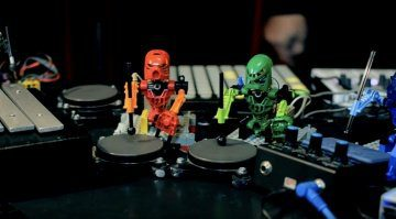 Lego Band Toa Mata