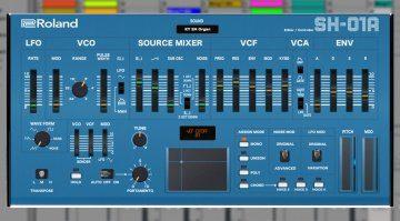 Momo Müller veröffentlicht Roland SH-01A MIDI Controller/Editor