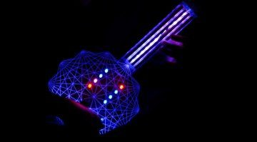 Músico Nerd XT Synth - Gitarren Controller einmal anders
