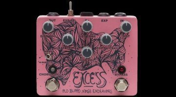 Old Blood Noise Endeavors Excess Distortion and ChorusDelay