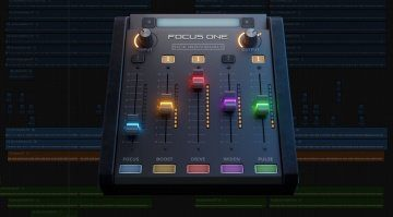 Sick Inovations Focus One Plug-in Effekt GUI