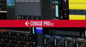 Steinberg veröffentlicht Cubase 9.5