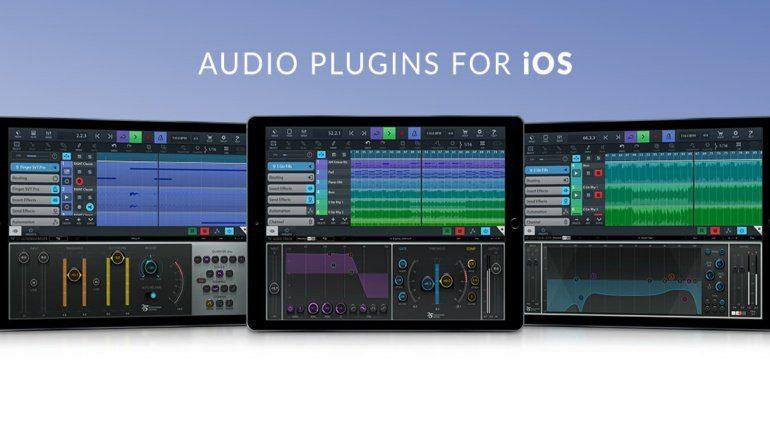 Waves goes iPad mit einem beachtlichen Plug-in Jubiläum