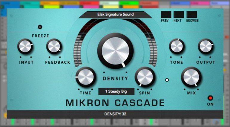 Unendliche Weiten mit Mikron Cascade von 112dB
