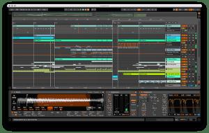 Ableton Live 9 Lite Freeware DAW Editor