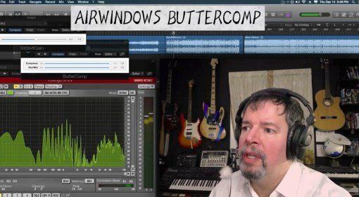 ButterComp - einzigartiger Glue Effekt ohne Färbung