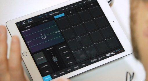 AKAI iMPC 2 - ab jetzt eine vollwertige iOS DAW?
