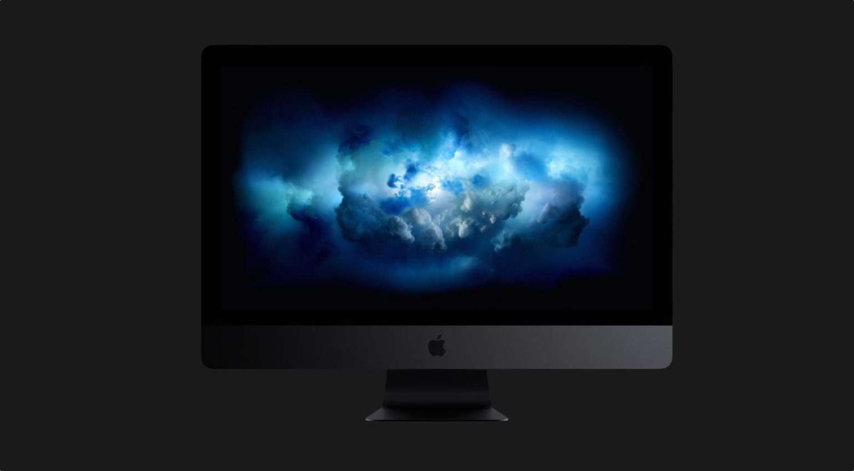 Apple iMac Pro Front
