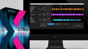 Xtrax Stems zerlegt jeden Song in seine Einzelteile